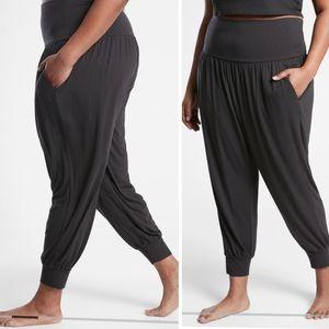Zumba Fitness Harem Dance Pants Joggers Black